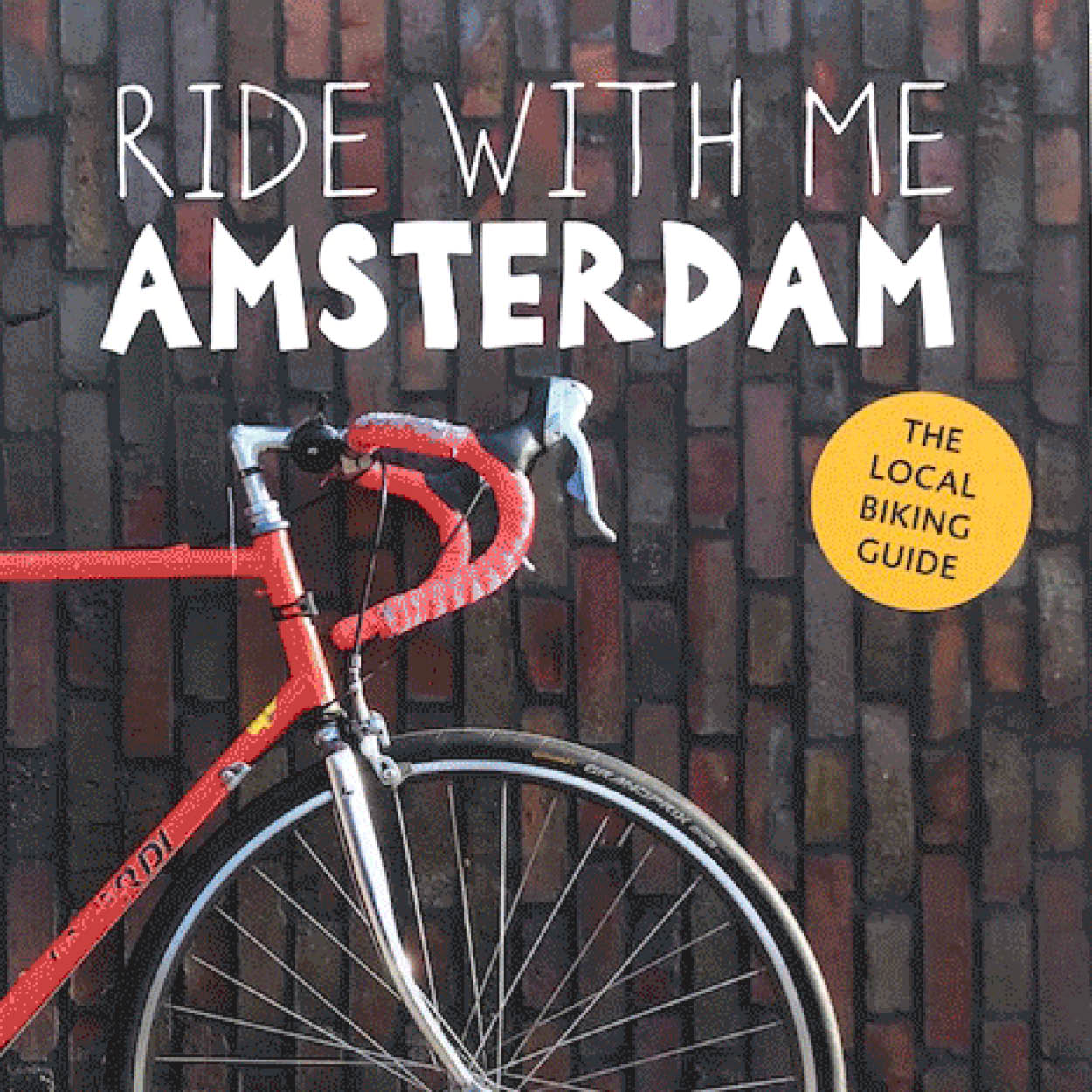 Ride with me Amsterdam - Roos Stallinga - Design & Wijn