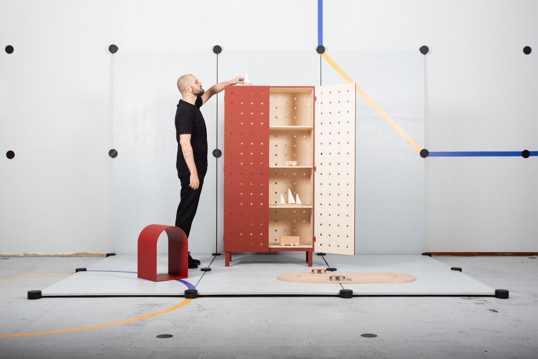 Studio Jeroen van Veluw foto door Tim Meijer