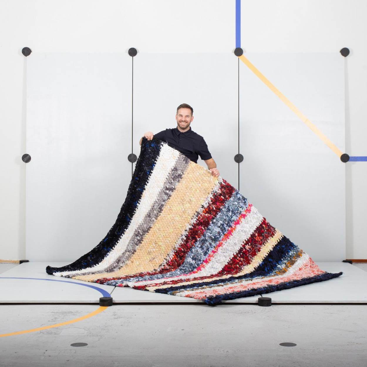 Studio Jeffrey Heiligers RagRug